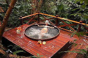 Hydro therapy resort