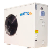 Northern Lights Arctic heat pump